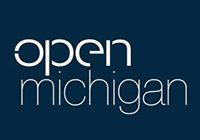 Open Michigan wordmark