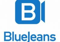 BlueJeans wordmark and logo