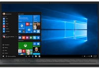 windows10 on laptop