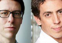 Headshots of Bastian Obermayer and Laurent Richard