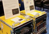OSiRIS Booth Crates at SC16