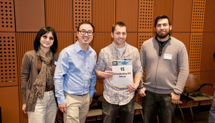 Team Crowdfunding DIY, Hacks With Friends 2017 Finalists