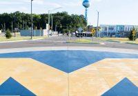 Mcity roundabout