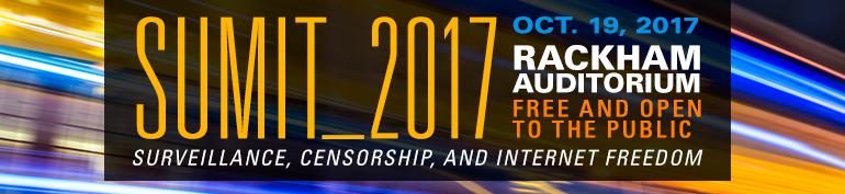 SUMIT 2017 banner