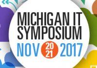 Michigan IT Symposium Nov 2017