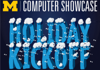 Computer Showcase Holiday Kickoff 2017