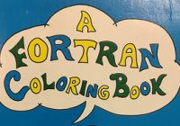 A Fortran Coloring Book