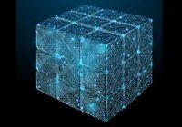 digital rubik's cube