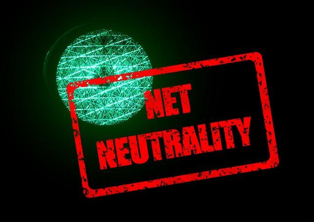 green light, net neutrality