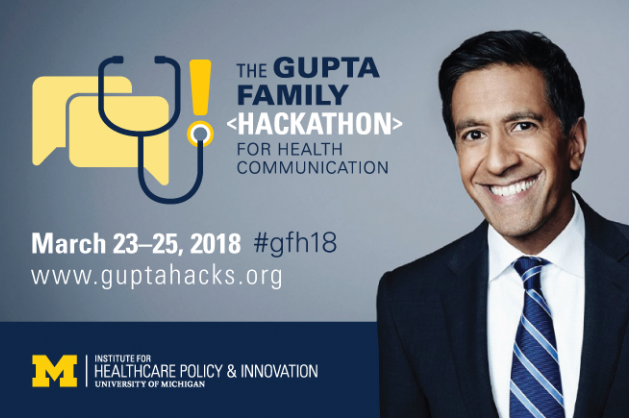 Gupta family hackathon March 23-25