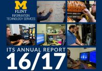cover of Flint ITS annual report