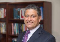 A headshot of Ravi Pendse, U-M VPIT-CIO