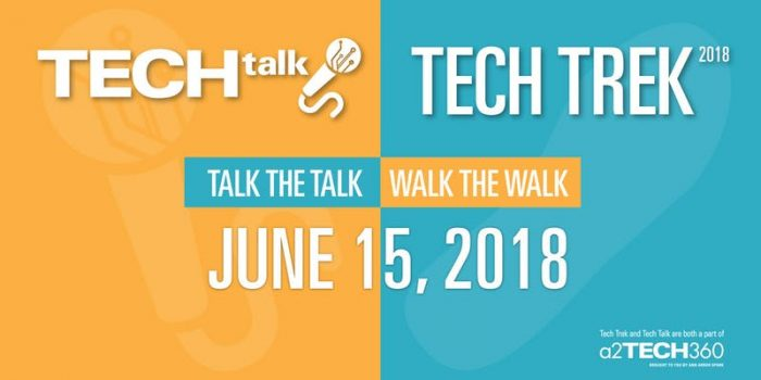 Tech Talk & Tech Trek June 15, 2018