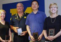 members of the winning ELB team