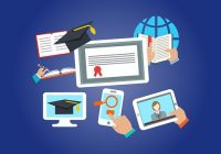 """Devices displaying online learning"""