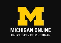 michigan online wordmark