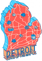 State of the Map US 2018 Logo