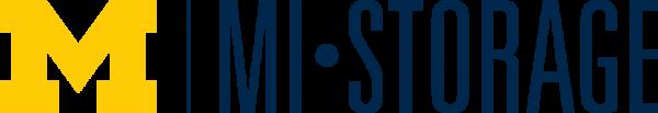 mi storage logo