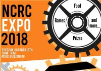 NCRC Expo poster