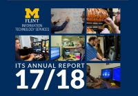 cover of FY18 Flint ITS Annual Report