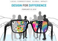 World IA Day 2019. Local Connections, Global Impact. Design for Difference. February 23, 2019