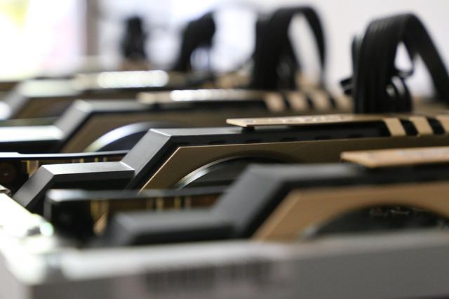 cluster of GPUs