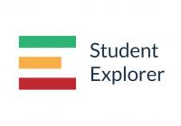 student explorer wordmark