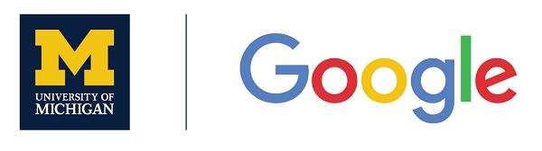 U-M Google logo