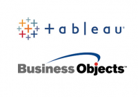 tableau business objects logos