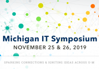 2019 Michigan IT Symposium