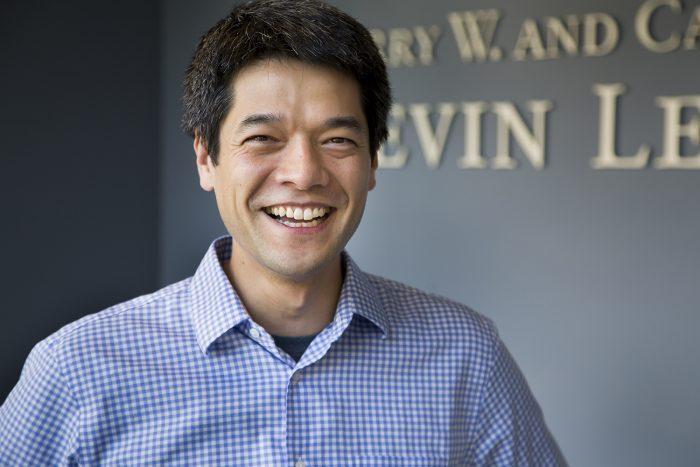 Portrait of Dr. Kevin Fu.