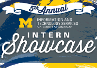 Fifth annual ITS Intern Showcase