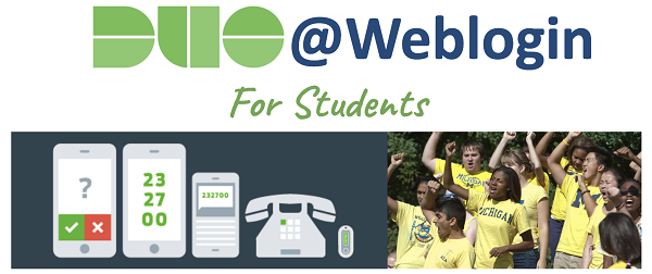 Duo@webloging for Students