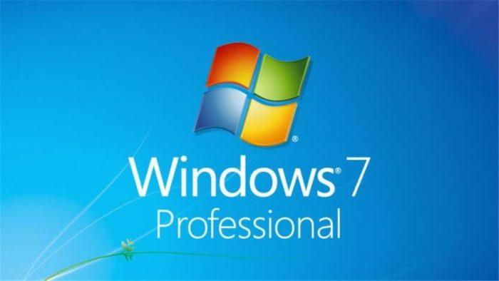 windows 7 professional logo