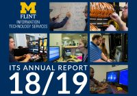 Flint 19/19 annual report cover