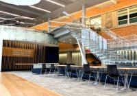 interior of LSA Opportunity Hub