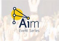 Aim Event Series logo