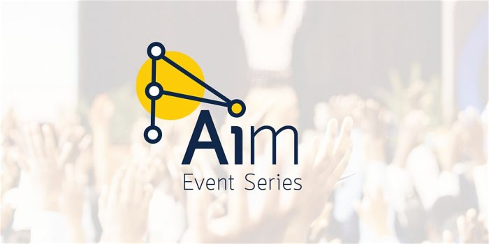 Aim Event Series logo