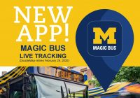 New App! Magic Bus. Live Tracking