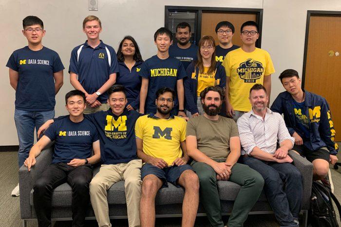 University of Michigan's Alexa Prize Socialbot Grand Challenge team
