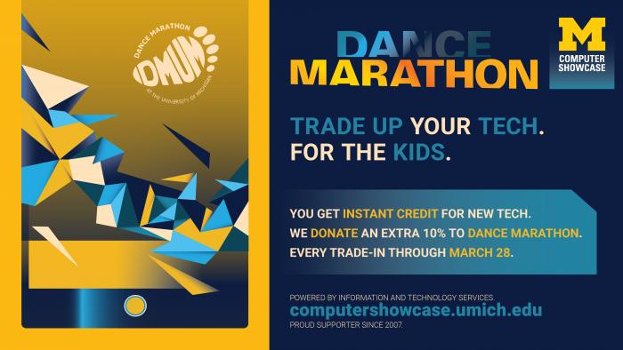 Dance Marathon poster