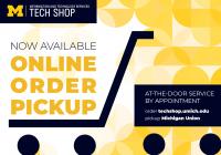 At-The-Door Pickup Service at Tech Shop