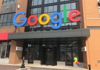 Google's Detroit office