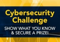 Cybersecurity Challenge event graphic