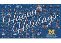 Happy Holidays from ITS