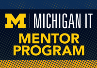 Michigan IT Mentor Program logo
