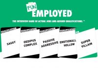 FUNemployed site header