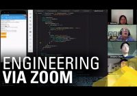 engineering via zoom