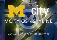 screencapture Mcity, Mcit OS Skyline