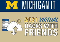 Registration for Hacks with Friends opens on April 12